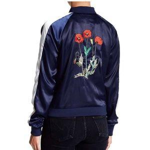 NWT Romeo & Juliet Couture Spring Bomber Jacket